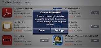 iPhone or iPad Ran Out of Storage Space Here s How to Make Space