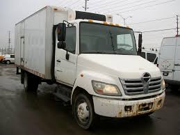100 Used Straight Trucks For Sale 2006 Hino 185 16 Ft Straight Truck With Reefer For In