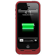 Amazon mophie Juice Pack Air Protective Case for iPhone 5 5S