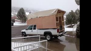 Homemade Truck Camper - YouTube Original Cabover Casual Turtle Campers The Roam Life Pinterest Homemade Truck Camper Plans House Plans Home Designs Truck Camper Building Homemade Truck Camper Youtube Need Some Flat Bed Pics Pirate4x4com 4x4 And Offroad Forum 10 Inspirational Photos Of Built Floor And One Guys Slidein Project Some Cooler Weather Buildyourown Teardrop Kit Wuden Deisizn Share Free Homemade Trailer Plans Unique The Best Damn Diy This Popup Transforms Any Into A Tiny Mobile Home In How To Build Ultimate Bed Setup Bystep