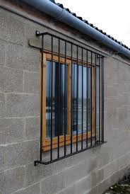 Stylist And Luxury Lowes Window Security Bars Metal For Windows