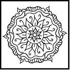 Mandalas To Color Printable