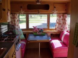 Stef Anie Wells Vintage Travel Trailer Redo In Pink