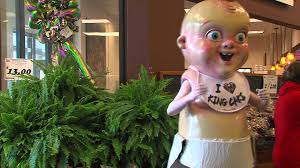 Pelicans Insider King Cake Baby 2016