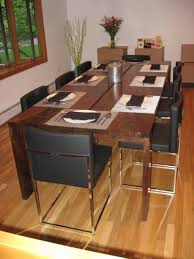 Modern Dining Room Sets by Unique And Stylish Table Pads For Your Modern Dining Room Design