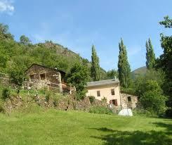 chambre d hote pyrenee orientale ecogîte du de trape en plein coeur du parc à ayguatébia talau