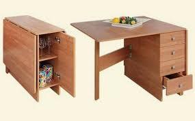 table de cuisine avec tiroir s duisant table de cuisine pliable pliante avec tiroirs chaise