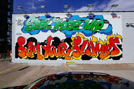 Famous Graffiti Mural Artists by Meet The Legendary Graffiti Artists Who Inspired U0027the Get Down