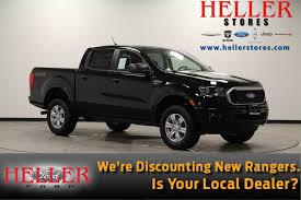 100 Ford Ranger Trucks New 2019 XLT In El Paso 1900471 Heller