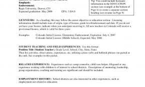 Medical Instructor Resume Examples Awesome Objective Statement For Teacher Umecareer