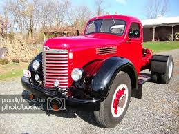 100 International Semi Trucks For Sale 1949 KB 11 Single Axle Tractor Used For Sale