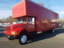 100 Used Box Trucks International Van In Rhode Island For Sale