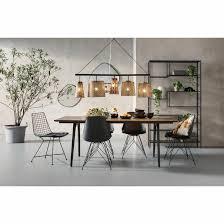 kare stuhl grid schwarz kaufen bloominghome