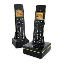 téléphone fixe sans fil doro phoneeasy 336w duo noir à 80 17