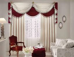 Living Room Valances Luxury Dining Curtains And With Traditional For