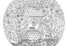 Nice Design 20 Secret Garden Coloring Book