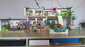 playmobil luxusvilla bungalow