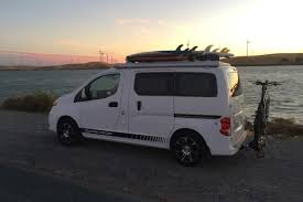 046 Recon Campers Nissan Nv 200 Van Conversion