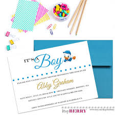 Best Disney Baby Shower Invitations Templates Invitations