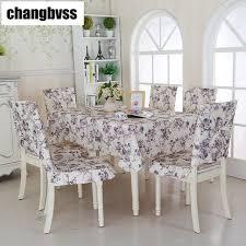 sauvage fleur nappes en tissu simple style de mariage nappe nappe