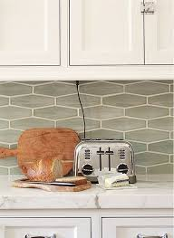 a new take on standard subway tile kitchen industrial