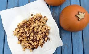 Sprout Pumpkin Seeds Recipe by Bacon Pumpkin Seeds Zestuous