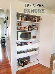 Pantry Cabinet Ikea Hack by My Pantry Ikea Pax Pantry And Kitchens