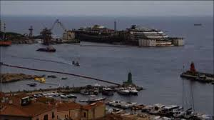 Cruise Ship Sinking Italy by An Eerie Look Inside The Costa Concordia Cruise Ship As It Is