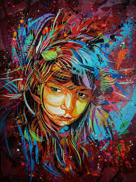 100 C215 Art I Will Fly Away MIDNIGHT DREAMS Solo Show At Sign Flickr