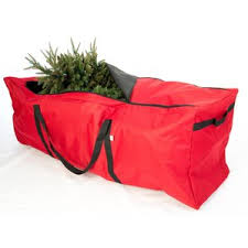 Large Upright Christmas Tree Storage Bag by 12 Foot Christmas Tree Storage Wayfair