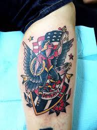 11 Traditional Patriotic Tattoos