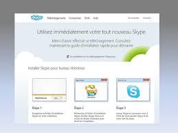 skype pour bureau windows 8 skype pour débutants