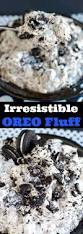 Pumpkin Fluff Weight Watchers Dessert Recipe by Best 25 Oreo Fluff Ideas Only On Pinterest Oreo Pudding Oreo 4