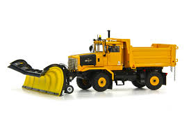 Snowplow Truck-DHS Diecast Collectables, Inc