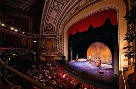 Oriental Theater Seating Views