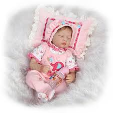 BABY BORN DOLL Soft Touch Girl Blue Eyes Zapf Creation 824368 Baby