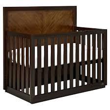 Convertible Baby Crib Cherry