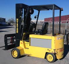 100 Turret Truck Hyster SBH Sales Co Inc