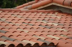 types of roofing clay tile concrete tile and slate roofing