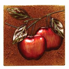 Cheap Apple Decorations For Kitchen
