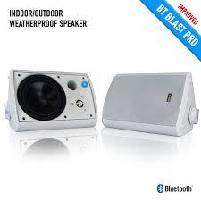 Bluetooth outdoor speaker with long range bluetooth V2 1 EDR