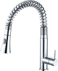 Commercial Kitchen Faucet With Sprayer by Commercial Faucet With Sprayer Stainless Steel Commercial Style
