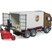 Bruder Scania R-Series UPS Logistics Truck With Mobile Forklift ... Pullback Ups Truck Usps Mail Youtube Toy Car Delivery Vintage 1977 Brown Plastic With Trainworx 4804401 2achs Kenworth T800 0106 1160 132 Scale Trucks Lights Walmart Usups Trucks Bruder Cargo Unboxing Semi Daron Worldwide Cstruction Zulily Large Ups Wwwtopsimagescom Delivering Packages Daron Realtoy Rt4345 Tandem Tractor Trailer 1 In Toys Scania R Series Logistics Forklift Jadrem