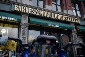 Barnes & Noble Declines After Its Pivot Beyond Books Sputters ... Barnes Noble To Lead Uconns Bookstore Operation Uconn Today The Pygmies Have Left The Island Pocket God Toys Arrived At Redesign Puts First Pages Of Classic Novels On Nobles Chief Digital Officer Is Meh Threat And Fortune Look New Mplsstpaul Magazine 100 Thoughts You In Bn Sell Selfpublished Books Stores Amp To Open With Restaurants Bars Flashmob Rit Bookstore Youtube Filebarnes Interiorjpg Wikimedia Commons Has Home Southern Miss Gulf Park