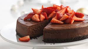 our best chocolate cheesecake 580x326