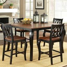 5 Piece Counter Height Dining Room Sets by Roslyn 5 Piece Counter Height Dining Set