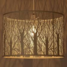 Laser Cut Lamp Shade by Buy John Lewis Devon Easy To Fit Ceiling Shade Large John Lewis