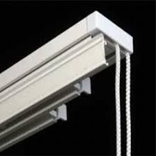 Motorized Curtain Track India by Curtain Tracks Oem Manufacturer From Faridabad