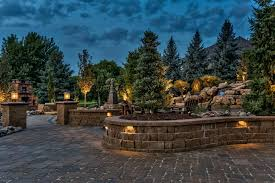 retaining wall lights block lighting advice for your home