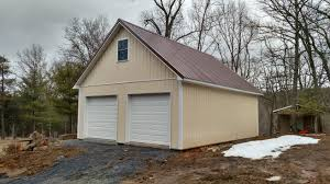 24x32x10 Residential Garage In Front Royal, VA (RRV15056 ... Decor Oustanding Pole Barn Blueprints With Elegant Decorating 24 X 32 Bank Pound Ridge Ny The Yard Great Pricing Timberline Buildings Residential Postframe Photo Gallery Original Pole Barn Garage Plans Welcome To Jb Custom Homes Where 2432 Garage Kit Xkhninfo Gambrel Steel For Sale Ameribuilt Structures Roof 31 30x40 Barns Prices 40 X 60 Amish Country Post Beam Complete Ellington Ct